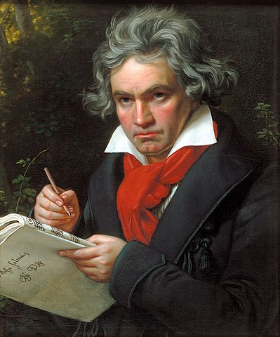 12/16/16: Sharing feelings withBeethoven